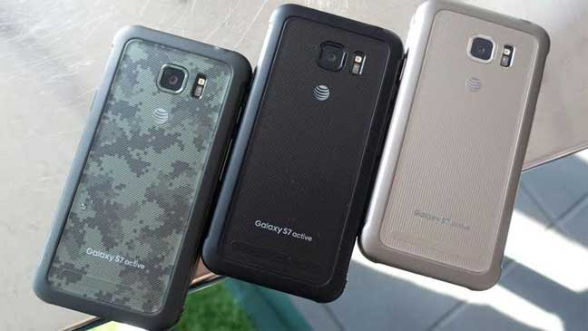 سامسونغ تكشف رسمياً عن Galaxy S7 Active