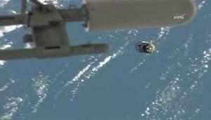 """التحام """"سويوز"""" بالمحطة الفضائية الدولية بنجاح"""