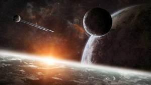 التلاميذ البريطانيون يكتشفون كوكبا بعيدا