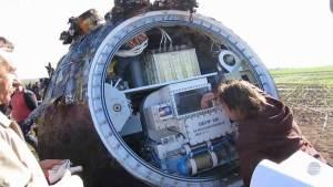 جاذبية اصطناعية في قمر صناعي روسي