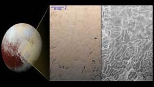ناسا تكشف مواصفات هضبة مضلعة في بلوتو