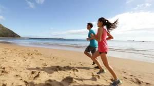 انتبه إلى حركة يديك لدى ممارسة رياضة الجري