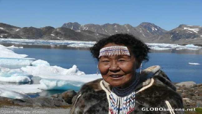 شعب الإنويت في غرينلاند هو الشعب الأكثر تدهوراً وراثياً