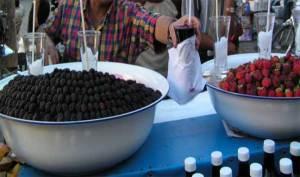 عصير التوت : العلاج المعجزة