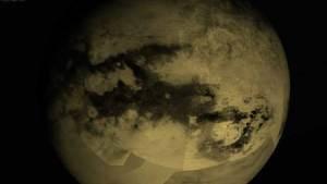 العلماء يعثرون على دليل للحياة على سطح تيتان