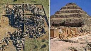 العثور على أهرامات في كازاخستان تشبه أهرامات مصر