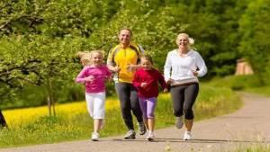 النشاط الجسدي يقلل من خطر الإصابة بخمسة أمراض