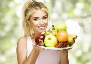 الفاكهة بعد الطعام
