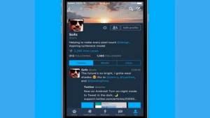 تويتر تطلق ميزة الوضع الليلي لمستخدميها على iOS