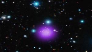 رصد أبعد كتلة مجرات على الإطلاق في الفضاء