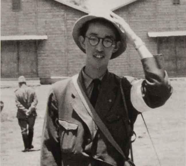 المصور العسكري الياباني يوسوكي ياماهاتا