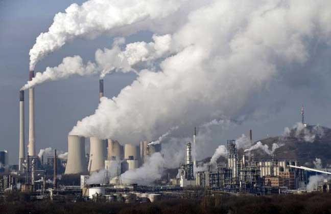 منظمة الصحة تعتبر هواء الأرض مهددا للحياة