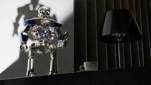 شركة سويسرية تطلق ساعة روبوت