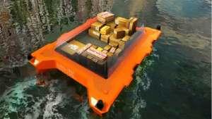 تطوير قوارب ذاتية القيادة ثورية في أمستردام