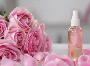 فوائد ماء الورد رائعة