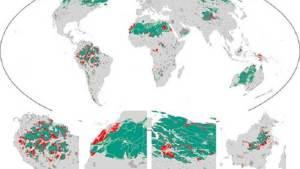 الأرض خسرت 10% من طبيعتها البرية