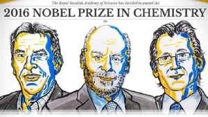 أمريكي وفرنسي وهولندي ينالون جائزة نوبل للكيمياء