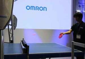 الروبوت الياباني الأول في العالم لتدريبات تنس الطاولة