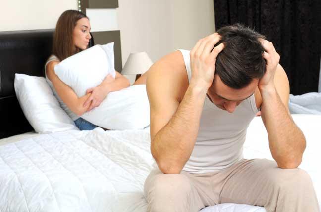 مائة وخمسون مليون رجل يعانون الضعف الجنسي حول العالم