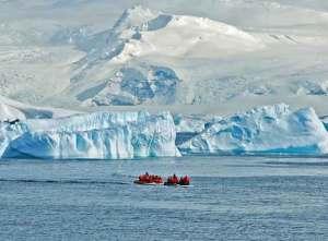 العثور على جرثومة غريبة قد تكون غير أرضية في قارة القطب الجنوبي