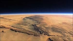 العثور على مكان محتمل للحياة على سطح المريخ