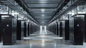 صور سرية لمركز خوادم البيانات في السويد