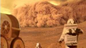 هل تعيق عواصف الغبار بعثات المريخ المستقبلية؟