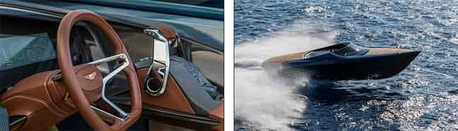 قارب جيمس بوند