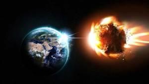 حياتنا قد تنتهي جراء اصطدام القمر بكويكب
