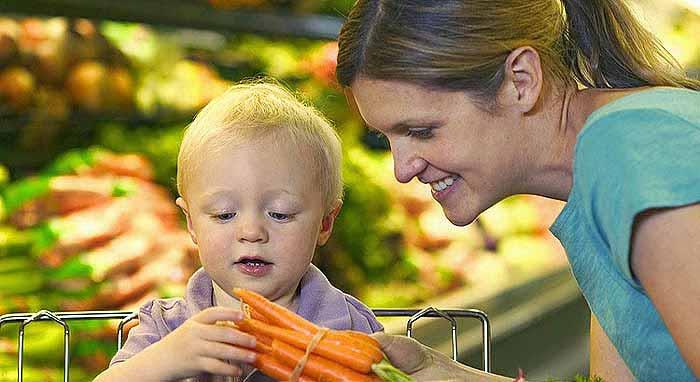 التغذية لدى الأطفال بعد العام الأول