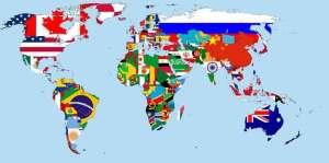 خمسة عشر بلدا لم تستعمر منذ دهر بعيد