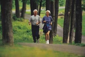 المشي عامل رئيسي للشفاء من أمراض قاتلة