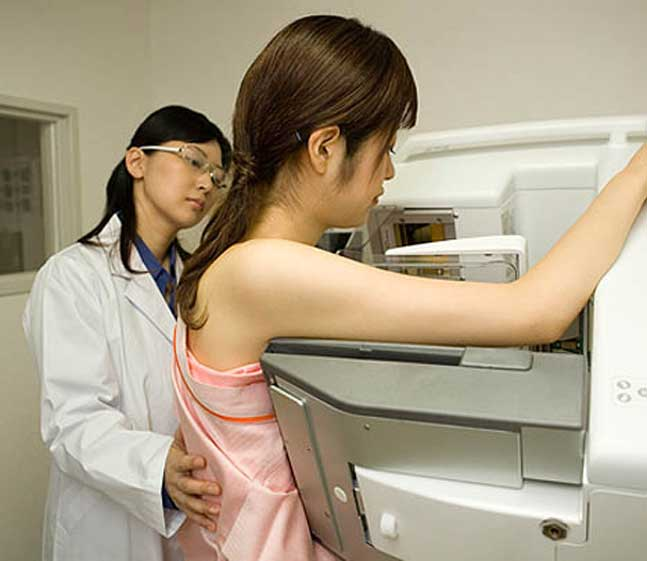 سرطان الثدي وأساليب الوقاية