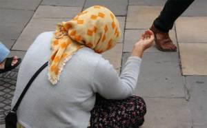 ترحيل امرأة من الدنمارك بسبب التسول