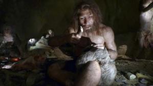 الإنسان القديم كان يأكل اللحوم نيئة