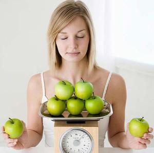 التفاح فاكهة الجنة