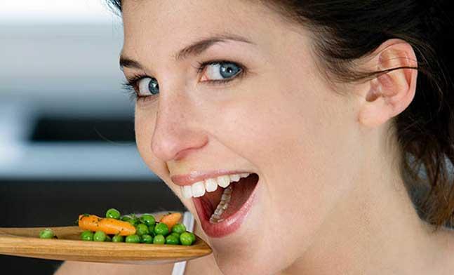 عليكم بالتوازن الغذائي
