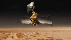 ناسا تنشر صورة فوتوغرافية لأبرد موقع في المريخ