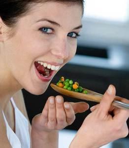تناول الطعام السريع يسبب اضطرابات عديدة