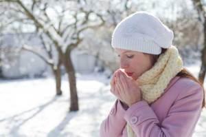 البرد يزيد من خطر الإصابة بالنوبات القلبية