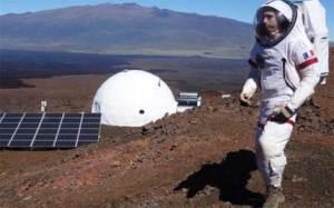 انطلاق تجربة تحاكي رحلة فضائية إلى المريخ