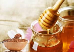 مزيج العسل والقرفة السحري