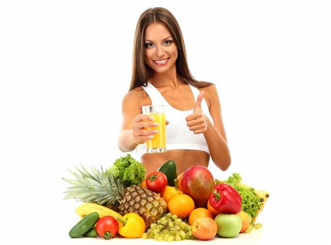 الفاكهة تحافظ على نضارة الجلد