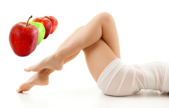 خل التفاح يطرد السموم ويخلصك من ترهل الجلد