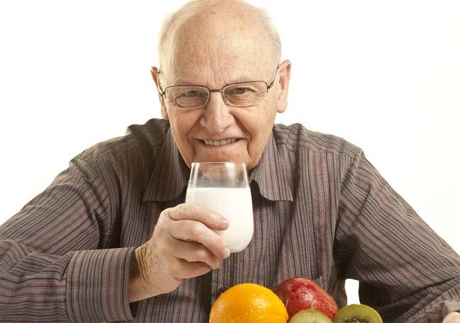 الحليب مفيد للجدات أيضاً