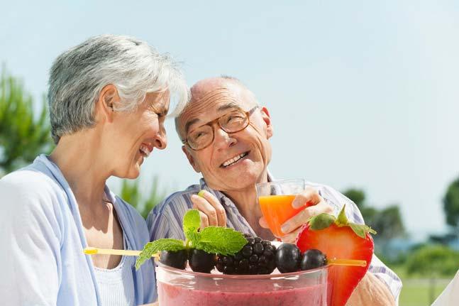 نصائح لمقاومة الشيخوخة وقهر مشاعر الإكتئاب