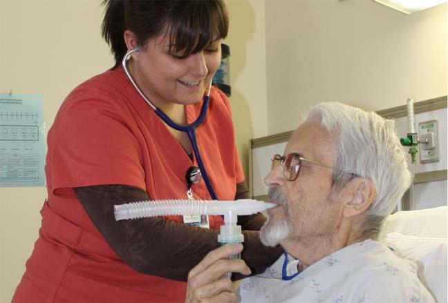 اختبار تنفس يكشف سرطان المعدة مبكرا