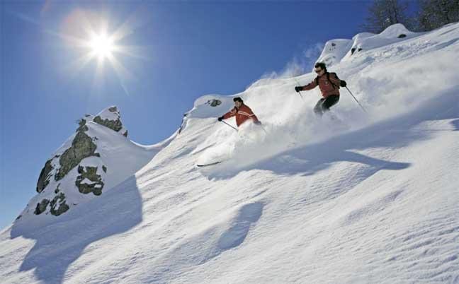 الإعلان عن موعد اختفاء منتجعات جبال الألب