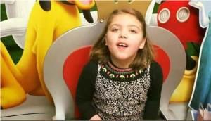 مرض نادر يصيب طفلة بريطانية