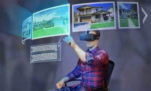 مشروع لعلاج الدوار البصري بتقنية الواقع الافتراضي